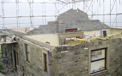 PS Armstrong Project Image - Building, Roofing & Plastering Contractors, North Yorkshire