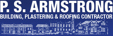 PS ARMSTRONG, BUILDING, PLASTERING & ROOFING CONTRACTOR