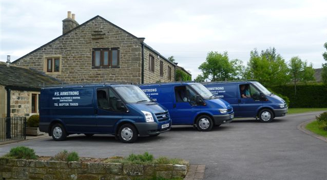 image of PS Armstrong vans
